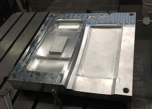 Reaction Injection Mold 2